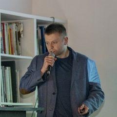 Damian Kiełbasa - Clusteric & CONT.AI